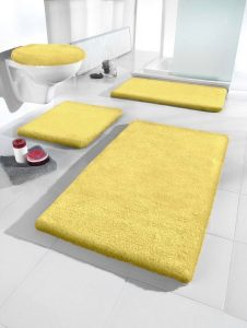 Badvorleger gelb
